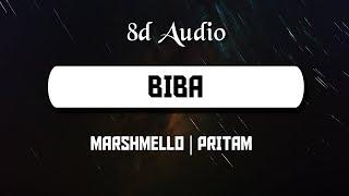 Marshmello x Pritam - BIBA (8D Audio)   Wild Rex