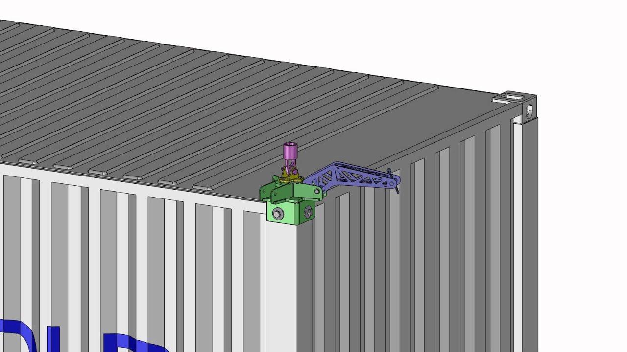 Wind Turbine Antenna Satellite Dish Mount For Iso