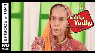 Balika Vadhu - 13th March 2015 - बालिका वधु - Full Episode (HD)