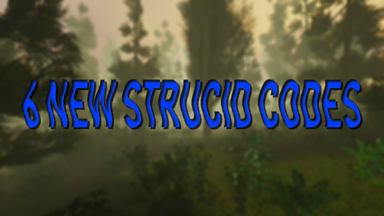 Strucid Codes | StrucidCodes.org