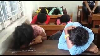 Funny video whatsapp College students joking among themselves