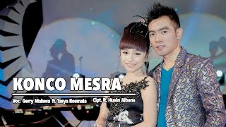 Gambar cover Gerry Mahesa Ft. Tasya Rosmala - Konco Mesra (Official Music Video)