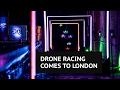 London to host UK's first professional drone race in June
