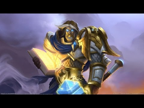 Specialist Uther (Rank 1 HotS)