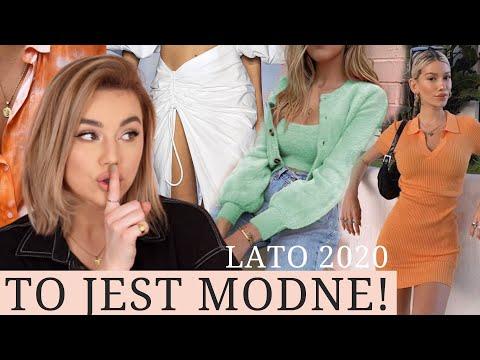 NAJWIĘKSZE TRENDY NA LATO 2020 🔥 / fashion talk