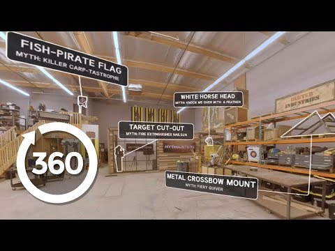 How Well Do You Really Know MythBusters? (360 Video)