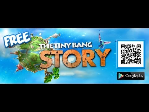 The Tiny Bang Story. FREE on Windows Phone Marketplace