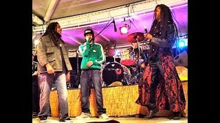 Stephen & Damian Marley with Kevens