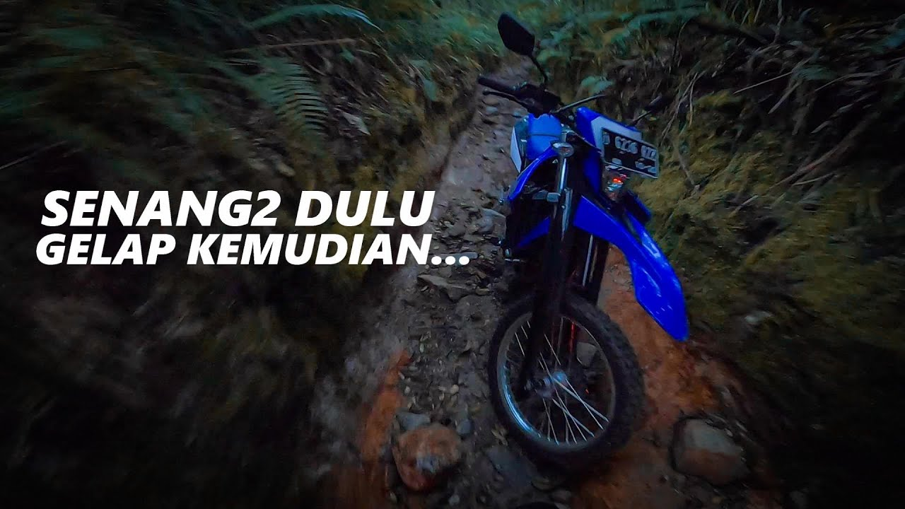 Motovlogger Explore Kampung Gajah Part2 Horror Eksotic Drone Footage Youtube