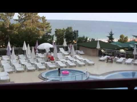 отель Луна на золотых Песках в Болгарии