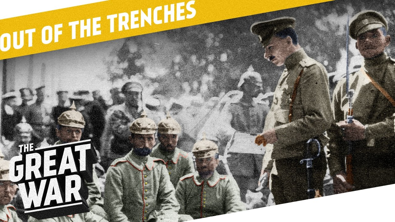 Flamethrower Units - Handling of Prisoners - Artillery Fuzes I OUT OF THE  TRENCHES