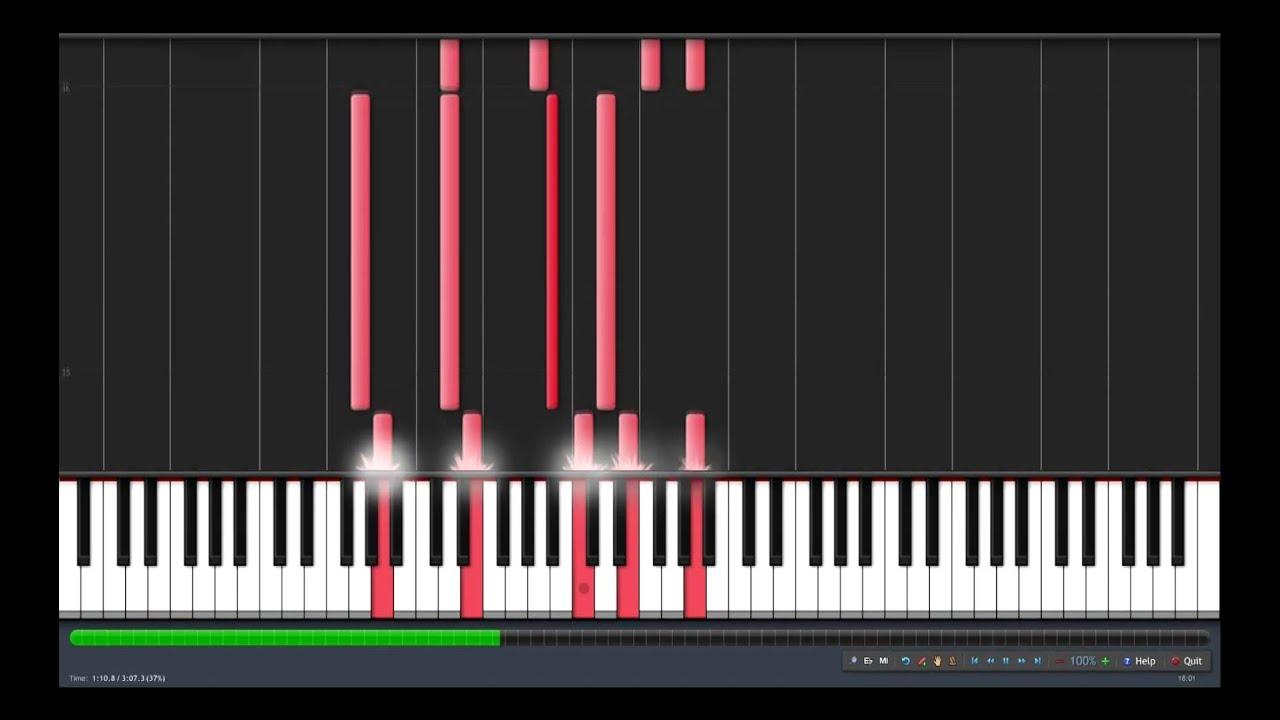 ingenue piano sheet music pdf
