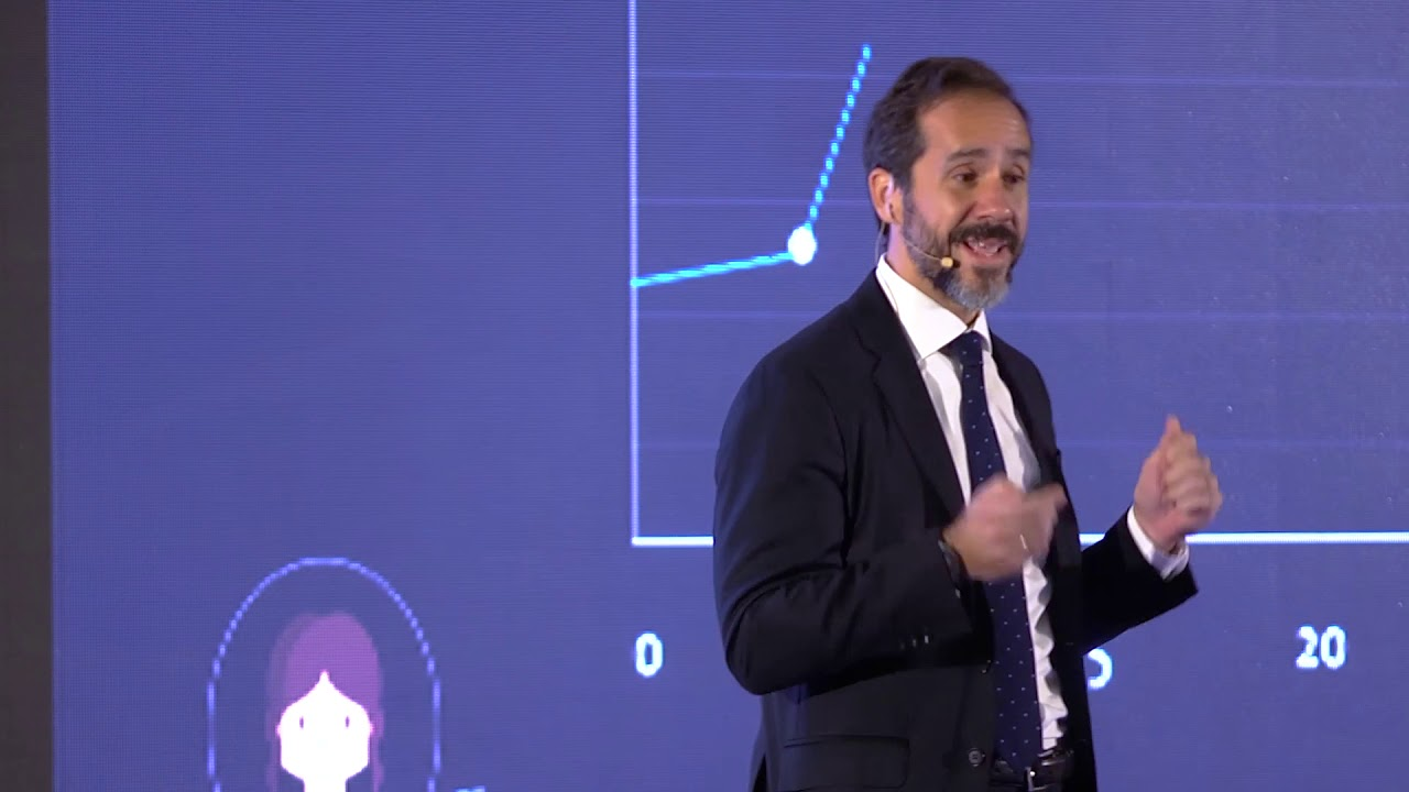 Antonio Caparros en el II Foro de la Sostenibilidad Empresarial al Desarrollo Sostenible