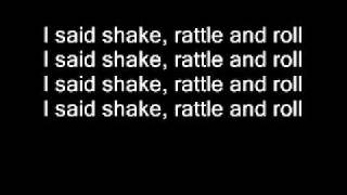 Bill Haley - Shake, Rattle and Roll lyrics