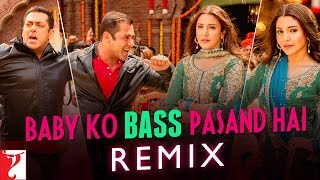 Baby Ko Bass Pasand Hai Remix Video Song HD Sultan | DJ Chetas | Vishal | Badshah | Shalmali