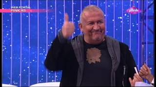 Ami G Show S08 - E03 - Muzicka opstrukcija - Emina Jahovic i Maca