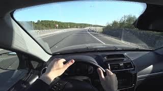 Haval H5 POV обзор от первого лица, трасса , бездорожье, тест-драйв, test drive 2020.