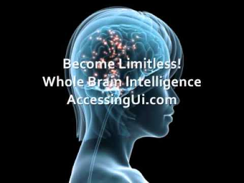 Become Limitless With Whole Brain Intelligence - Part 1