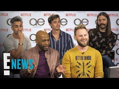 Queer Eye Cast React to Australian Trends | E! News