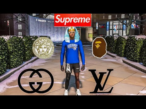 NEW* BEST OUTFITS ON NBA 2k20! 😱DRIPPY OUTFITS FOR GUARDS AND CENTERS! BEST OUTFITS IN THE PARK!