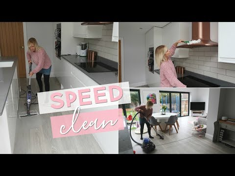Speed clean while my baby naps | Ive been Hinched!