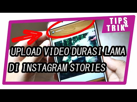 How To Upload Long Video in Instagram Stories