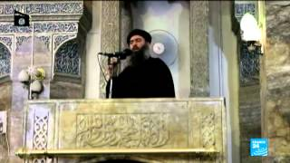 """هذا هو """"الخليفة"""" البغدادي زعيم الدولة الاسلامية"""