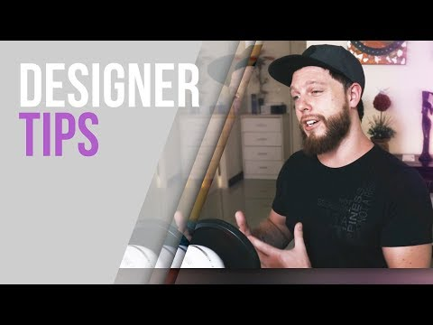 5 Things I WISH I KNEW Starting Out In Graphic Design