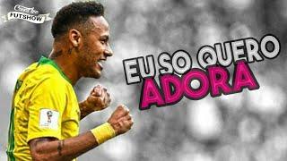 Neymar Jr - Quero Só Adorá | Mc Bruninho Wlc | Funk Gospel Lançamento 2019