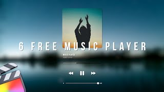 Free Music Player Templates Fi…
