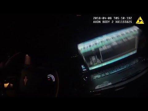 Full released video of Danville officer-involved shooting