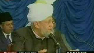 Islam - English Q/A session - 1995-04-30 - part 1 of 14