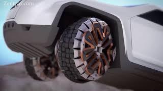 Tương lai của lốp ô tô - Hankook