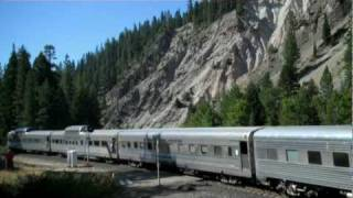 HD - 2011 Westbound Feather River Express
