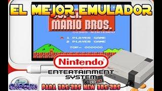 Tutorial El mejor emulador de Nintendo NES/FAMICOM para 3DS