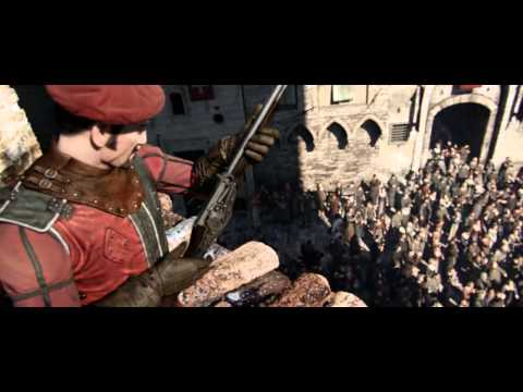 Assassin's Creed Brotherhood E3 Trailer North America]