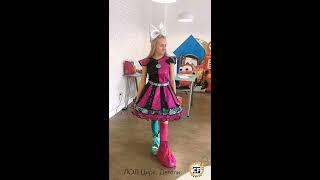 Обзор костюма ЛОЛ Цирк