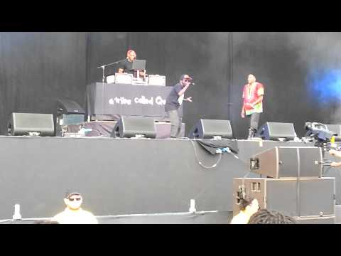 A Tribe Called Quest - Wireless Festival 2013