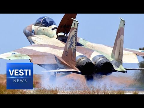 Syria's Shield: New Air Defense System SHUT DOWN Israeli Missiles Before They Hit Their Target