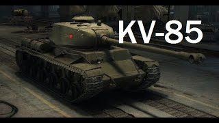 kv 85 122 mm power