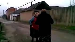 Чеченский прикол 2015   бабушки