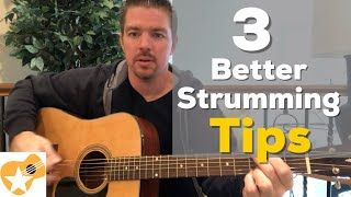 Download 3 Quick Strumming Tricks to Help Hopeless Guitar Players Mp3 and Videos