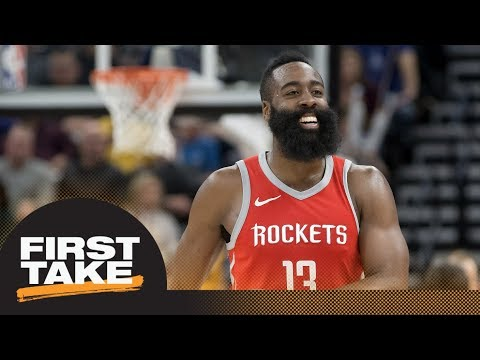 Stephen A. says Rockets need No. 1 seed to be feared in Western Conference | First Take | ESPN