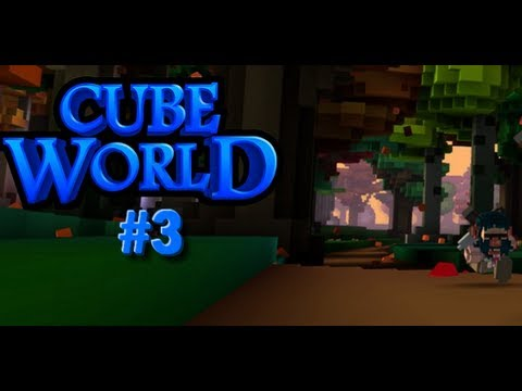 [Live] Liberty Games - Cube World #3 (feat. hendoxxtri & Laurine)