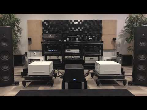 MSB Select II DAC + MSB S500 Amp + Magico M3's