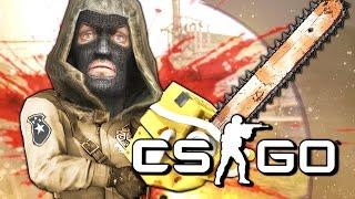 МАНЬЯК ИЗ ЧЕРНОБЫЛЯ! - CS:GO (Мини-Игры)