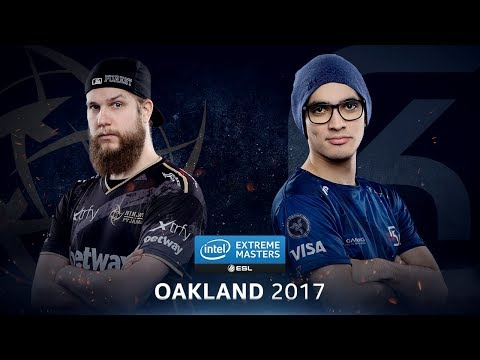 CS:GO - NiP vs. SK [Cbble] - Group A Round 2 - IEM Oakland 2017