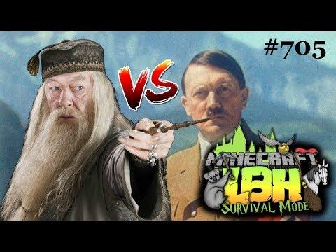 Hätten ZAUBERER etwas gegen HITLER unternommen?! | Let's Build Hogwarts #705