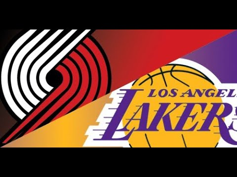 Blazers take down top-seeded Lakers 100-93 in Game 1
