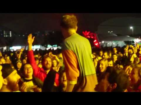 Glass Animals - Love Lockdown (Live at Blue Hills Bank Boston)